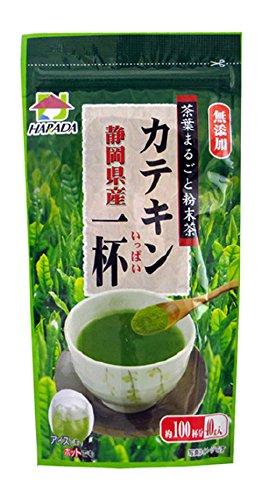 静岡県産 カテキン一杯 40g