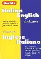 Berlitz Italian-English Dictionary/Dizionario Englese-Italiano