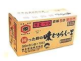 秋田のお土産に♪ 万能つゆ「味どうらくの里」500ML(10本入)箱買いでどうぞ!