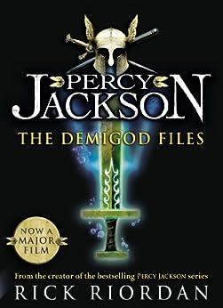 Percy Jackson: The Demigod Files by [Riordan, Rick]