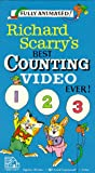 Richard Scarry - Best Counting Video Ever [VHS] [Import]