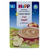 Hipp Organic Milk Pap Goodnight Oat Apple, 250g