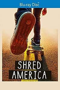 Shred America [Blu-ray]