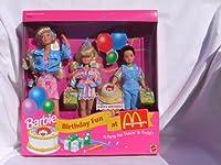 バービー バースデー Fun at McDonald's - A party Stacie Todd (1993) 131002fnp [並行輸入品]