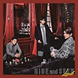 「HIDE and SEEK/サンセット・リフレイン」(初回限定盤B) [CD+DVD]