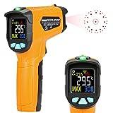 赤外線放射温度計 Aidbucks AD-50-50℃~600℃ 赤外線温度計 非接触温度計 温度計 料理用 デジタル温度計