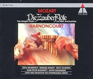 Magic Flute-Comp Opera