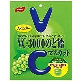 ノーベル VC-3000 のど飴 マスカット 90g×4個