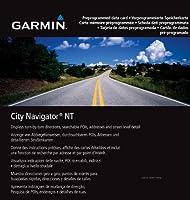 [ガーミン/GARMIN]  CityNavigator ヨーロッパ microSD/SD(正規輸入品)  海外地図ソフト 【品番】 1068050
