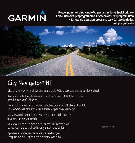 CityNavigator ヨーロッパ microSD/SD(正規輸入品) 海外地図ソフト 1068050