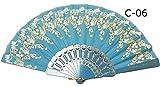 バレエ扇子 ドンキホーテのキトリ スペインの踊り 練習用 バレエ用品 ダンス雑貨小物 (C-06)