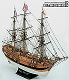 1149 輸入木製帆船模型 マモリ社 MV39 HMS バウンティ
