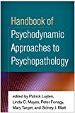 Cover of Handbook of Psychodynamic Approaches to Psychopathology