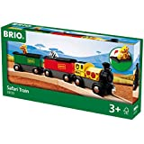 5ZZ80 Safari Train, 3 Pieces Train