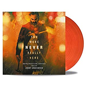 YOU WERE NEVER REALLY HERE (SOUNDTRACK) [LP] (AMBER MARBLE COLORED VINYL) [Analog]