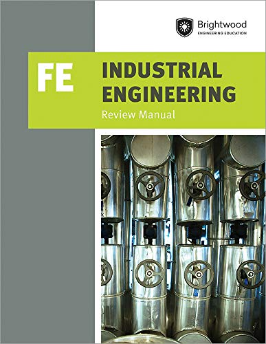 Download Industrial Engineering: Fe Review Manual 1683380150