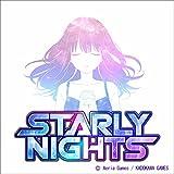 STARLY NIGHTS♪佐々木李子のCDジャケット