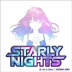 佐々木李子「STARLY NIGHTS」のジャケット画像
