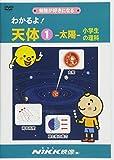 わかるよ! 天体1 太陽 小学生の理科(DVDビデオ) (わかるよ! シリーズ)