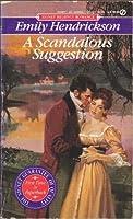 A Scandalous Suggestion (Signet Regency Romance)