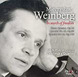 Weinberg: In search of freedom - Piano Quintet Op. 18 / Quartet No. 10 & No. 13 (2013-08-03)