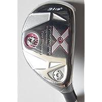 x9ハイブリッドRight Handed # 3 19度グラファイトシャフト新しいメンズゴルフクラブSenior Flex withヘッドカバー