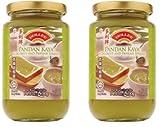 無添加 パンダン カヤジャム 400g 2瓶セット ハラル対応 Kaya Jam 2 Bottles Natural Halal