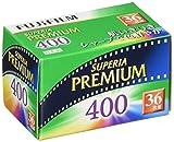 FUJIFILM カラーネガフイルム フジカラー PREMIUM 400 36枚撮り 単品 135 PREMIUM 400 36EX 1