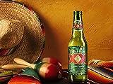 メキシコ産 DOS EQUIS XX(ドスエキスラガー)ビール 355ml瓶×6本セット