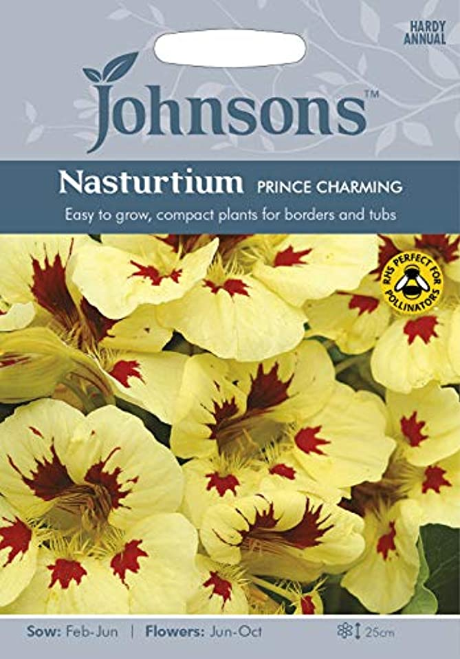 一目滅びる徒歩で種子パッケージ:3:ジョンソンSeedsPrinceチャーミングシード - Y!