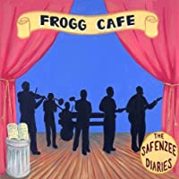 The Safenzee Diaries by Frogg Cafe (2007-05-03)