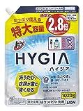 トップ ハイジア 洗濯洗剤 液体 詰替特大 1020g -