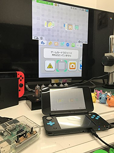 New2DSLL+ビデオキャプチャーキット Youtube Twitch ニコニコ 配信用 偽トロ