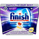 Finish Powerball Quantum Ultimate Dishwasher Tablets Superior Clean