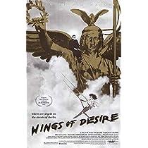 直輸入、小ポスター米国版「ベルリン・天使の詩」ヴィム・ヴェンダース監督