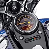 ハーレー純正 デジタルスピードメーター&アナログタコメーター 14年以降 XL 70900100C