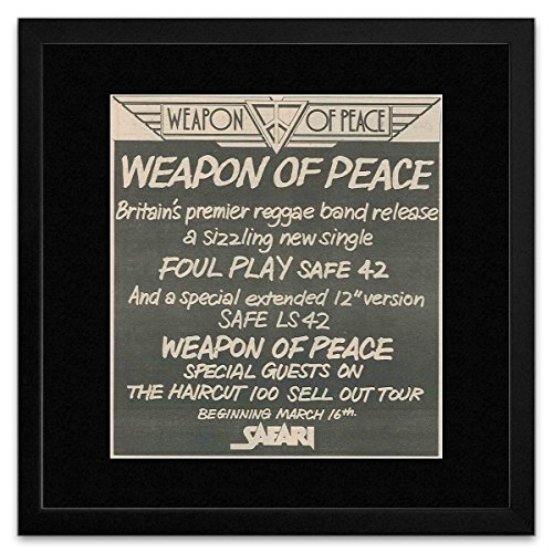 Weapon Of Peace - On Tour With...