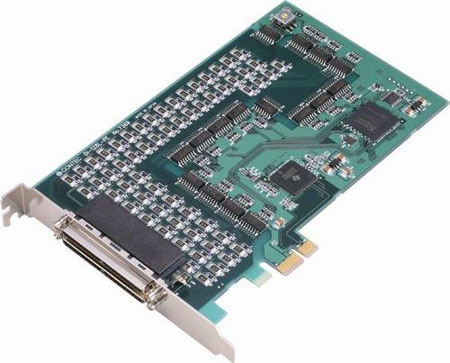コンテック 絶縁型デジタル入力ボード PCI Express DI-128L-PE