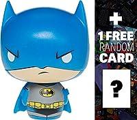 クラシックバットマン:パイントサイズHeroes X DC Universe mini-figure + 1Free official dc Tradingカードバンドル( 107570)