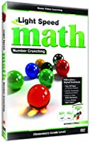 Light Speed Math: Number Crunching [DVD] [Import]