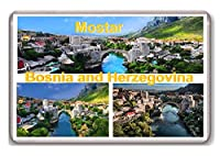 Mostar Bosnia and Herzegovina fridge magnet.!!! - ?????????