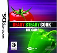 Ready, Steady Cook (DS) (輸入版)