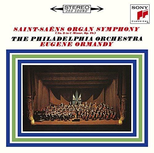 サン=サーンス:交響曲第3番「オルガン」&ムソルグスキー:展覧会の絵(1962/66年録音)(完全生産限定盤)