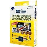 データシステム ( Data System ) HDMI接続アダプター (iOS端末用) HDA433-A