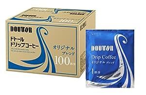 ドトール ドリップコーヒーオリジナルブレンド 7g×100P