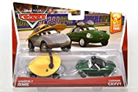 "MATTEL Disney-PIXAR ""CARS2"" 2pack ""RACE FANS"" ""CARS KIMBERLY RIMS & CARINNE CAVVY"" マテル社 「カーズ2」 レースファンズ 「キンバリー・リムズ&カリン・カビー」 2014 2台パック 【並行輸入品】"