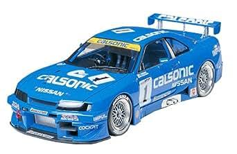 タミヤ 1/24 スポーツカーシリーズ No.184 カルソニック スカイライン GT-R R33 プラモデル 24184