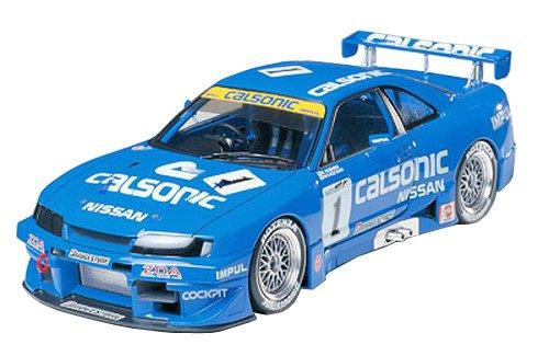 1/24 スポーツカー No.184 1/24 カルソニック スカイライン GT-R (R33) 24184