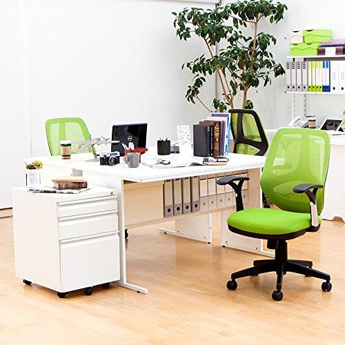 オフィスコム オフィスデスク 事務机 平机 800×600mm Z-LWD-0860WH3