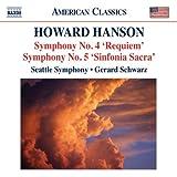Symphonies 4 & 5/Elegy in Memory of Serge Koussevi
